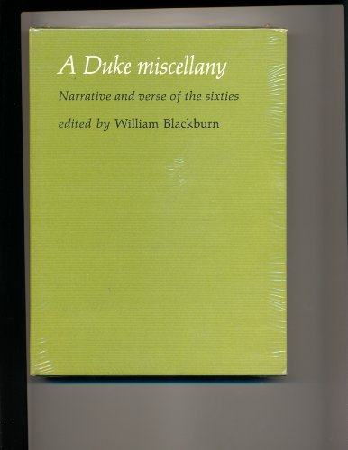 "A Story in ""A Duke Miscellany"": Tyler, Anne"