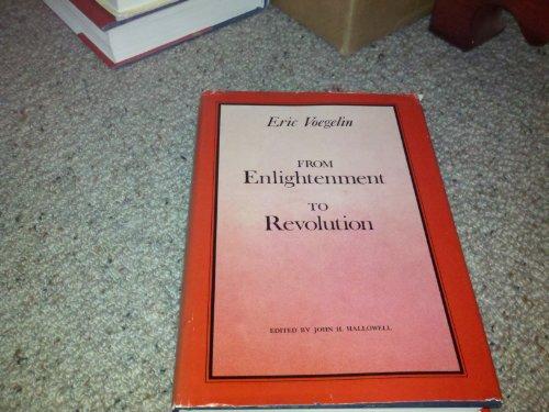 9780822303268: From Enlightenment to Revolution