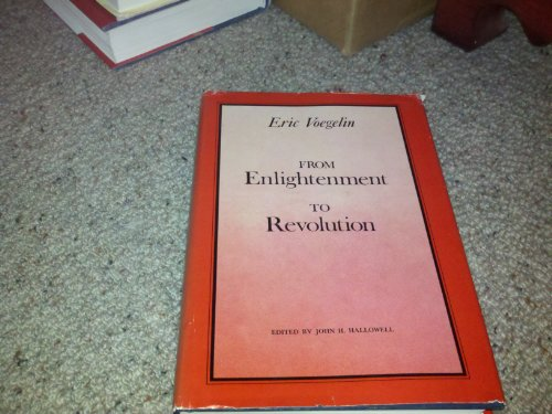 9780822303268: From Enlightenment to Revolution