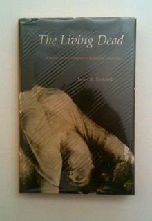 9780822304388: Living Dead: Study of the Vampire in Romantic Literature