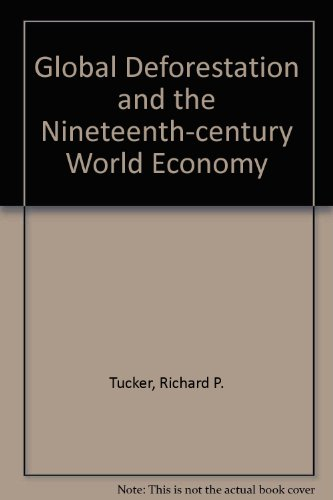 9780822304821: Global Deforestation and the Nineteenth-century World Economy (Duke Press policy studies)