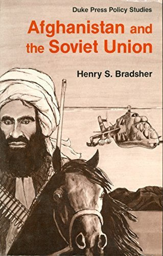 Afghanistan and the Soviet Union.