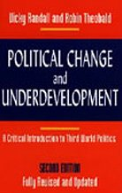 9780822305644: Political Change and Underdevelopment: A Critical Introduction to Third World Politics