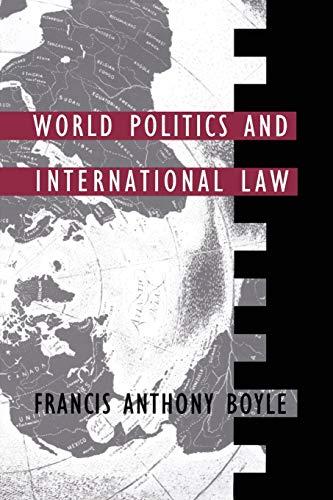 9780822306559: World Politics and International Law (Duke Press Policy Studies)