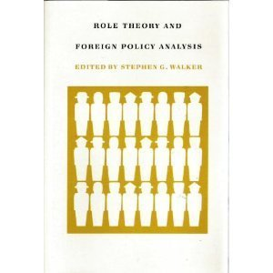 9780822307143: Role Theory And Foreign Policy Analysis