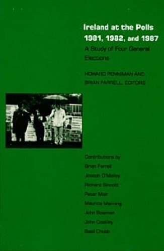 9780822307549: Ireland at the Polls, 1981, 1982 and 1987: A Study of Four General Elections