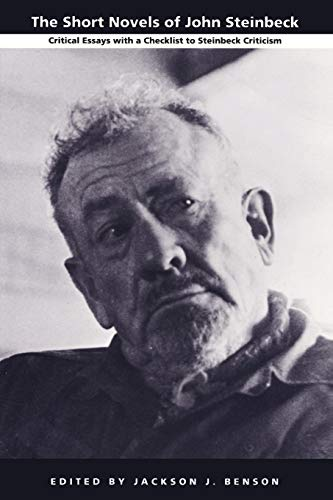 9780822309949: The Short Novels of John Steinbeck: Critical Essays with a Checklist to Steinbeck Criticism