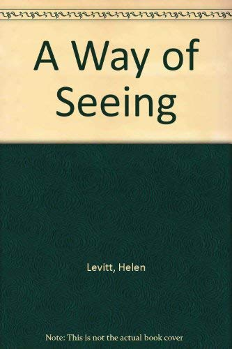 9780822310044: A Way of Seeing