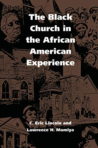 9780822310730: The Black Church in the African American Experience