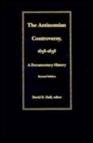 9780822310839: The Antinomian Controversy, 1636-1638: A Documentary History