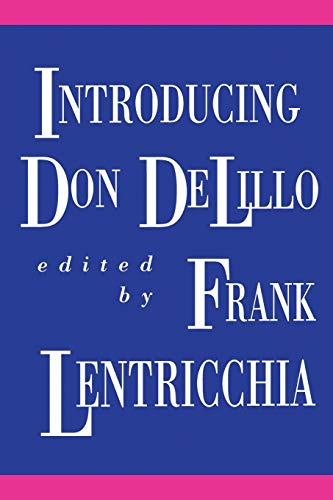 9780822311447: Introducing Don Delillo