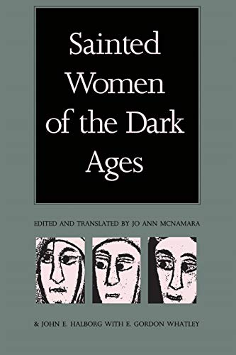 9780822312161: Sainted Women of the Dark Ages