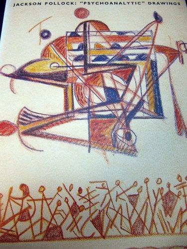 9780822312505: Jackson Pollock: Psychoanalytic Drawings