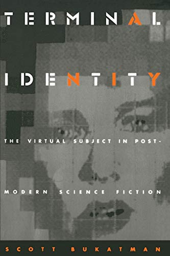 9780822313403: Terminal Identity - PB: The Virtual Subject in Postmodern Science Fiction