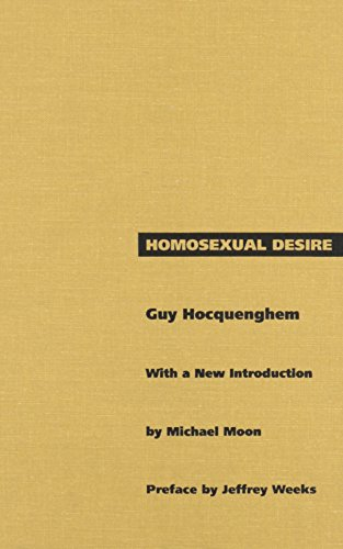 9780822314257: Homosexual Desire