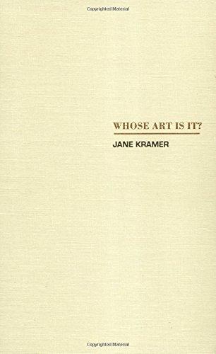 9780822315353: Whose Art Is It? (Public Planet Books)