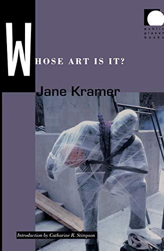 9780822315490: Whose Art Is It?