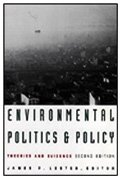 9780822315698: Environmental Politics and Policy: Theories and Evidence (Humanities; 1514)