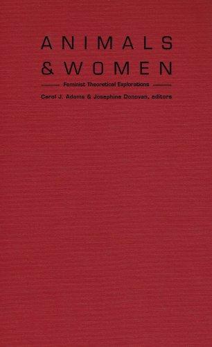 9780822316558: Animals and Women: Feminist Theoretical Explorations