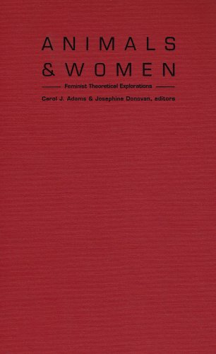 9780822316558: Animals and Women: Feminist Theoretical Explorations