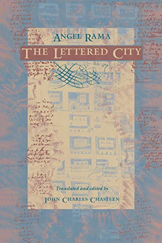 9780822317661: The Lettered City-PB (Post-Contemporary Interventions)