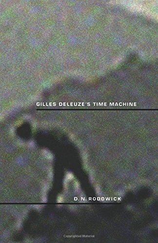 9780822319702: Gilles Deleuze's Time Machine (Post-Contemporary Interventions)