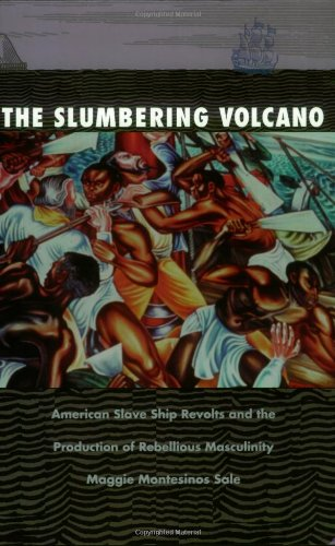 9780822319924: The Slumbering Volcano: American Slave Ship Revolts and the Production of Rebellious Masculinity (New Americanists)