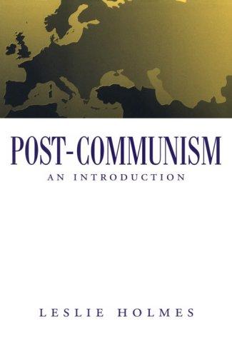 9780822319955: Post-Communism: An Introduction
