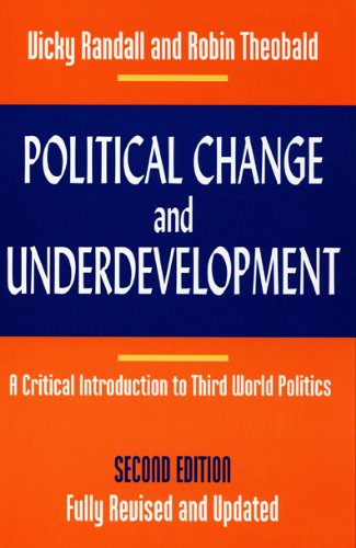 9780822320937: Political Change and Underdevelopment: A Critical Introduction to Third World Politics