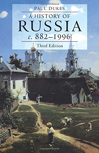 9780822320968: A History of Russia: Medieval, Modern, Contemporary, c.882-1996