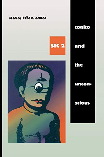 9780822320975: Cogito and the Unconscious (Series: SIC 2)