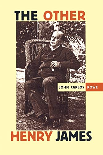 9780822321477: The Other Henry James (New Americanists)