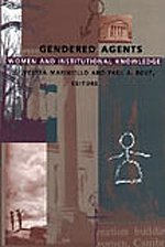 Gendered Agents: Women And Institutional Knowledge: Silvestra Mariniello and