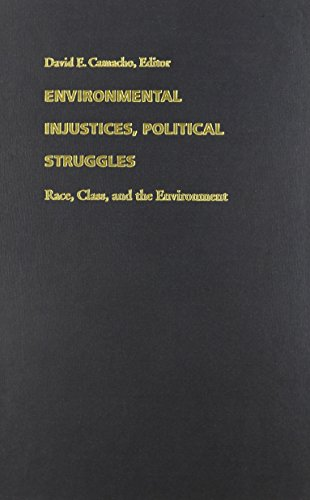 9780822322252: Environmental Injustices, Political Struggles: Race, Class and the Environment