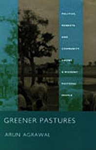9780822322337: Greener Pastures: Politics, Markets, and Community among a Migrant Pastoral People