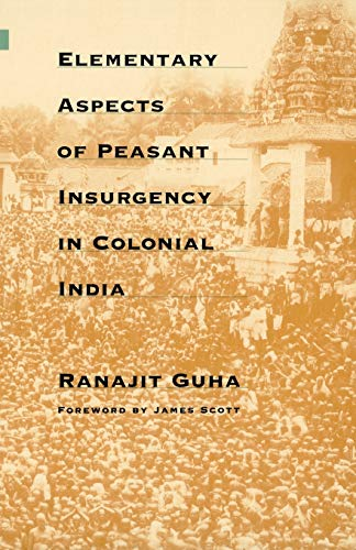 9780822323488: Elementary Aspects of Peasant Insurgency in Colonial India