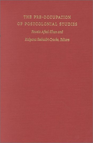 Pre-Occupation Of Postcolonial Studies