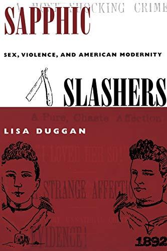 9780822326175: Sapphic Slashers: Sex, Violence, and American Modernity