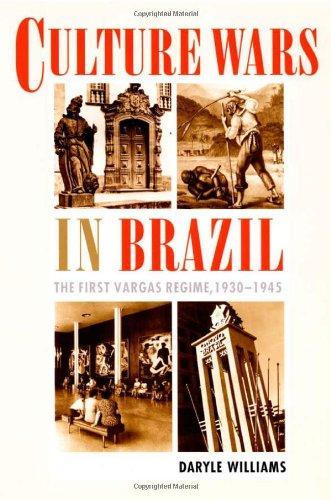 9780822327196: Culture Wars in Brazil: The First Vargas Regime, 1930–1945