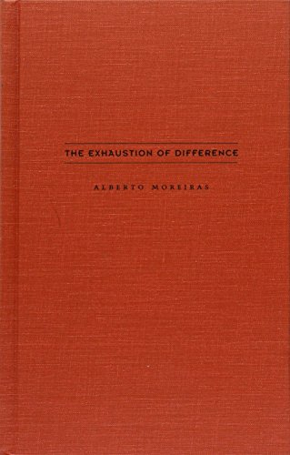 9780822327264: The Exhaustion of Difference: The Politics of Latin American Cultural Studies (Post-Contemporary Interventions)