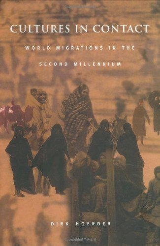 9780822328346: Cultures in Contact: World Migrations in the Second Millennium (Comparative and International Working-Class History)