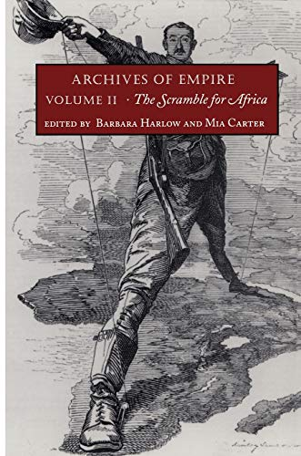 9780822331896: Archives of Empire: Volume 2. The Scramble for Africa
