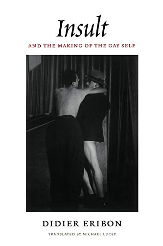 9780822333715: Insult and the Making of the Gay Self (Series Q)