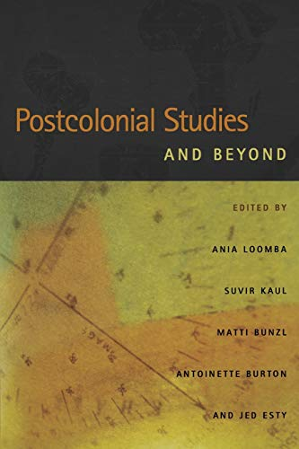 9780822335238: Postcolonial Studies and Beyond