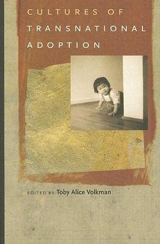 Cultures of Transnational Adoption: Kay Johnson; Barbara