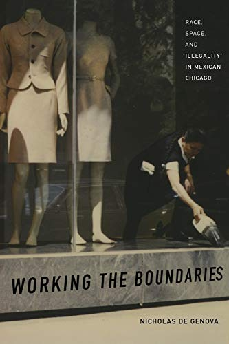 9780822336150: Working the Boundaries: Race, Space, And Illegality in Mexican Chicago