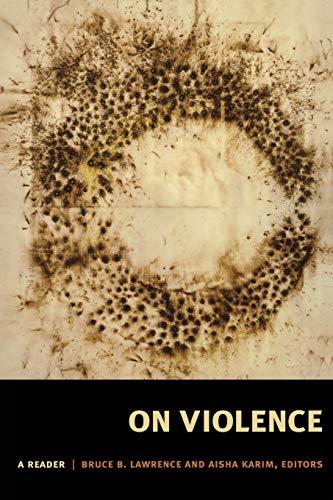 9780822337690: On Violence: A Reader