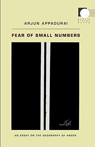 9780822338635: Fear of Small Numbers: An Essay on the Geography of Anger (Public Planet Books)