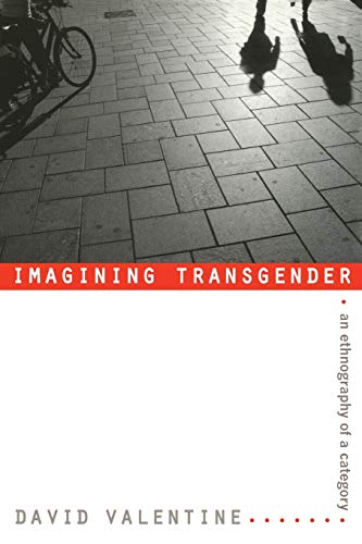 9780822338697: Imagining Transgender: An Ethnography of a Category