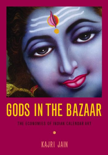 9780822339267: Gods in the Bazaar: The Economies of Indian Calendar Art (Objects/Histories)